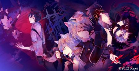 black wolves saga cd3枚連続リリース決定 black wolves saga