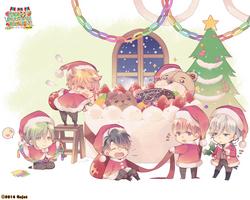 クリスマス1280x1024.jpg