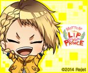 MOTTO(ハート)LIP ON MY PRINCE